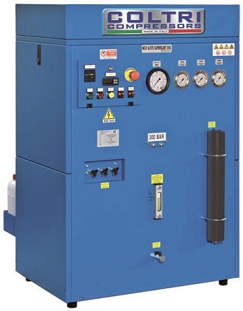 Kompresor powietrzny MCH 13-16-18/ETS SUPER SILENT EVO