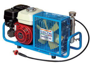 kompresor spalinowy MCH-6/SH EU
