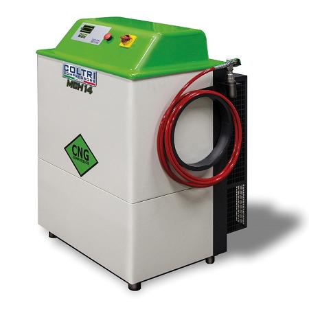 MCH14 | Kompresor gazowy MCH14 EVO CNG