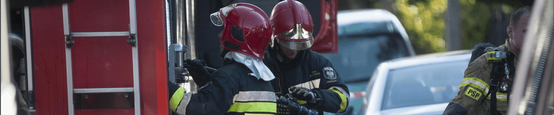 Straż pożarna i ratownictwo